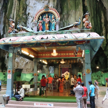 Batu Caves_Temple
