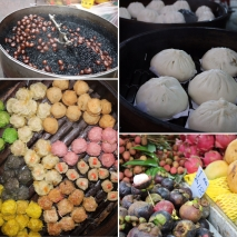Chinatown_Food Selection
