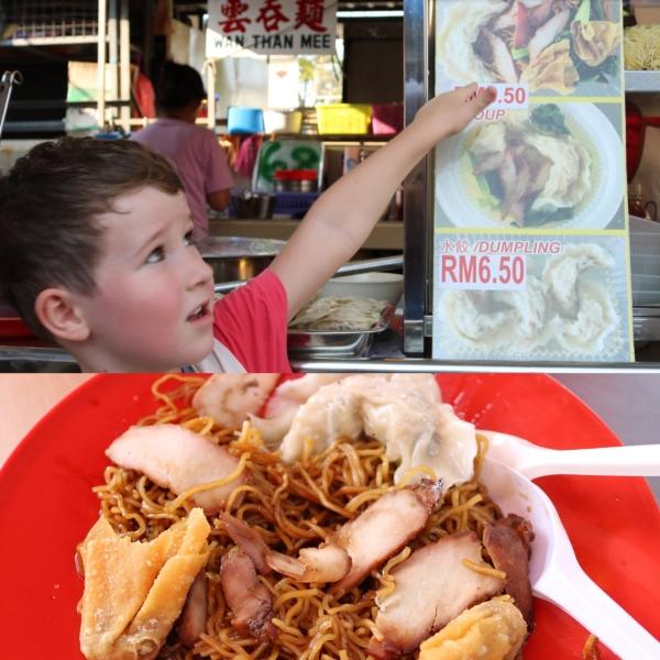 Dumpling Wan Than Mee - Stall 68