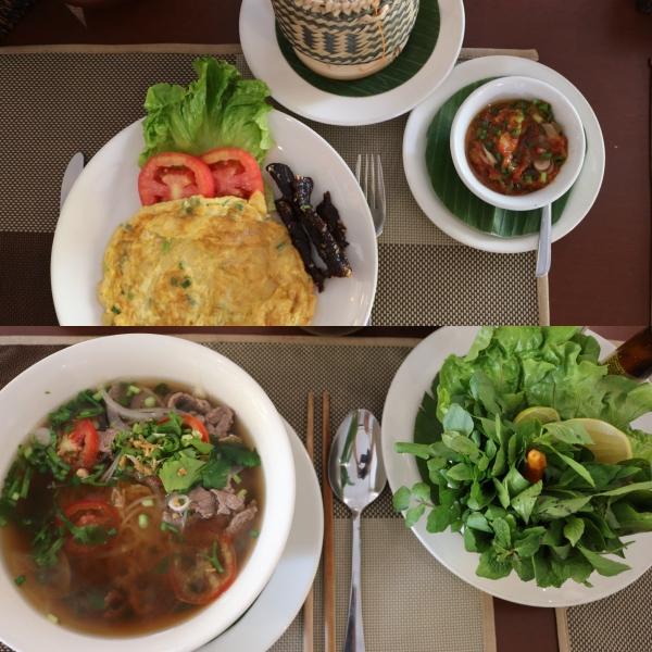 Le Cafe Ban Vat Sene_Luang Prabang