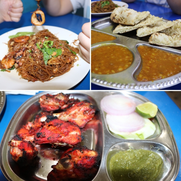 Restoran Al-Ashiq on Jalan Walter Granier