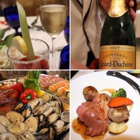 Ritz Calton Champagne Lunch_1