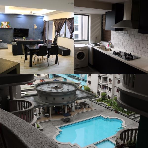 Roy's Apartment @ The Forum