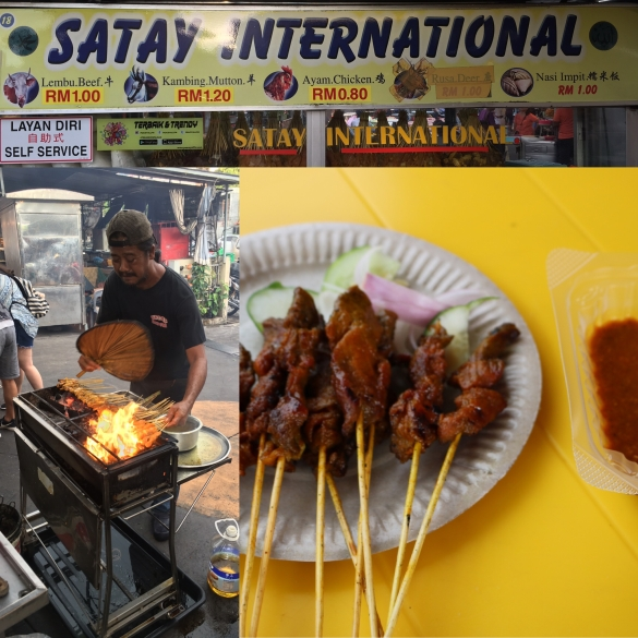 Satay International_Stall 18