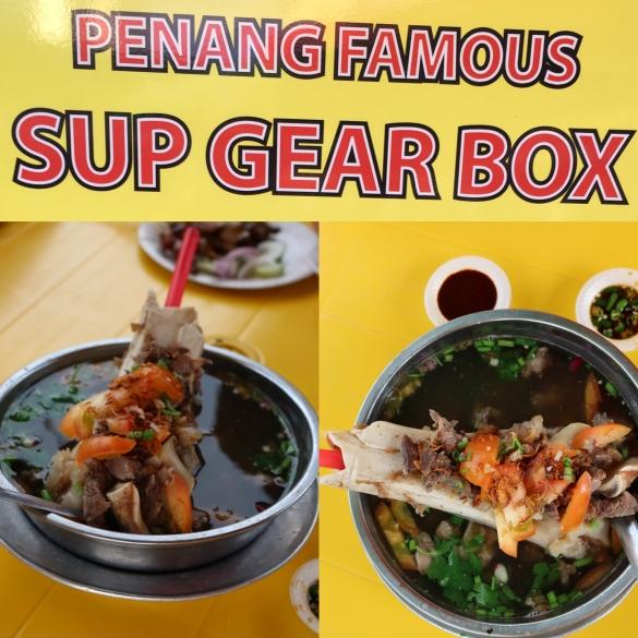 Sup Gear Box