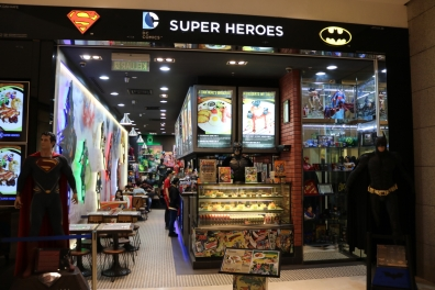 Super Hero Cafe
