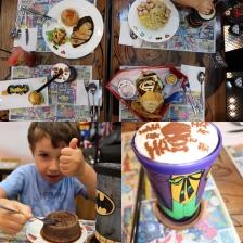 Super Hero Cafe_Dinner