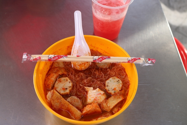 Tom Yam Bihun from Stall 99
