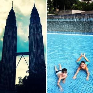 Towers & Wet Playground