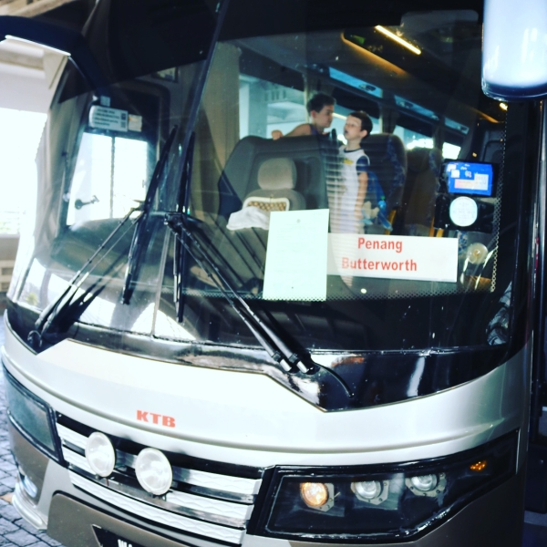 Bus - KL to Penang