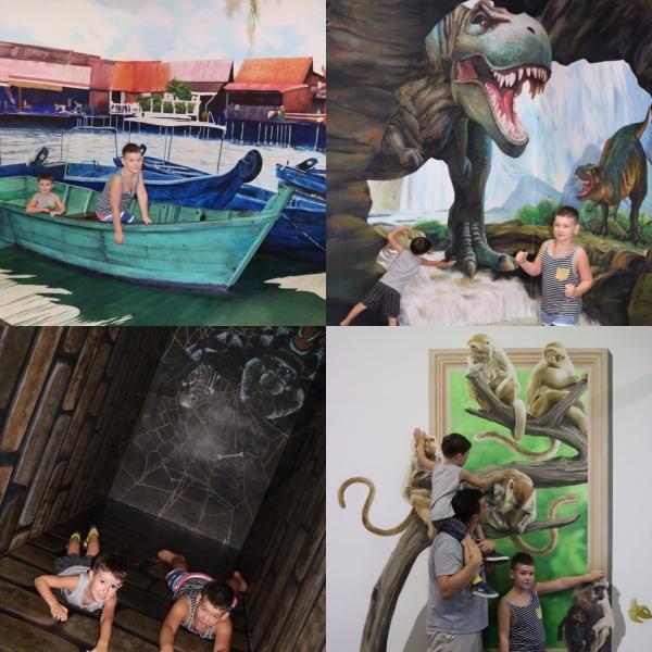 Penang 3D Trick Art Museum_1