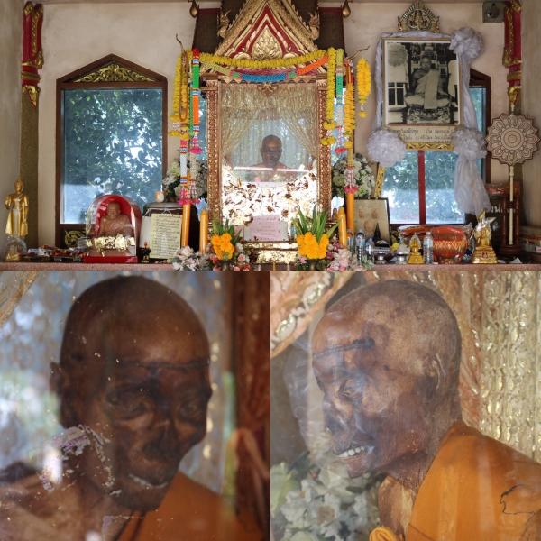 Koh Samui_Wat Kiri Wongkaram_Mummified Monk
