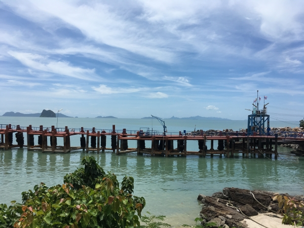 Surant Thani_Don Sak Pier