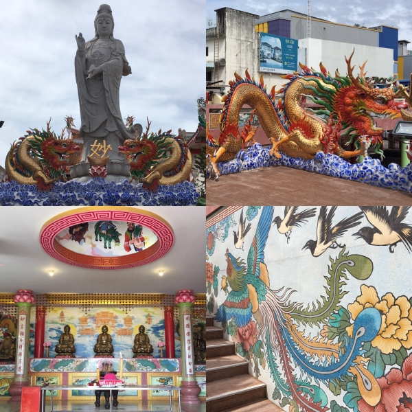 Surat Thani_Guanyin Statue