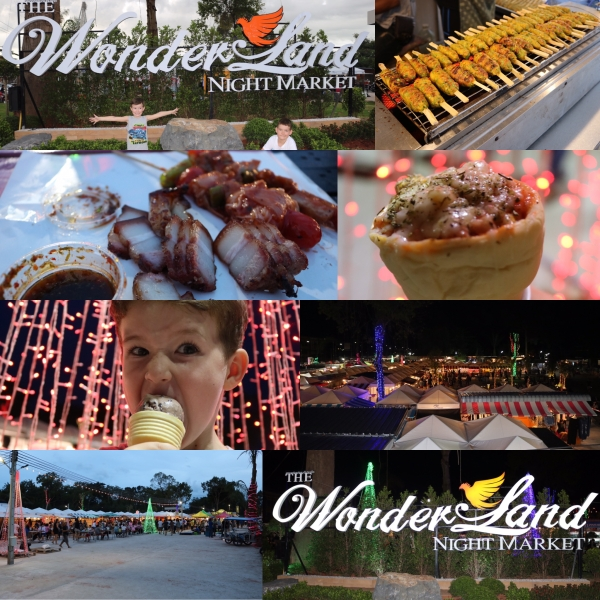 Surat Thani_The Wonderland Night Market