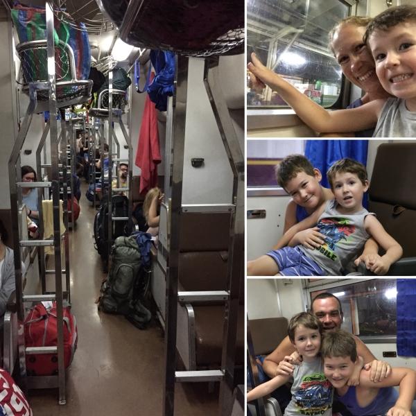 Overnight Train_Bangkok to Chiang Mai_1