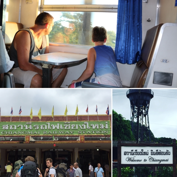 Overnight Train_Bangkok to Chiang Mai_3