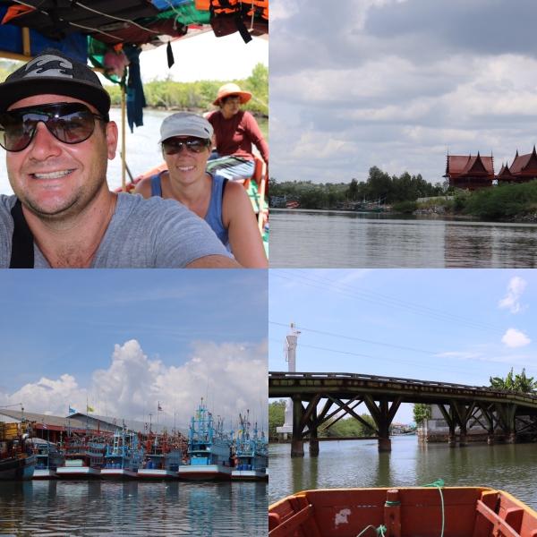 Pran Buri Forest Boat Trip
