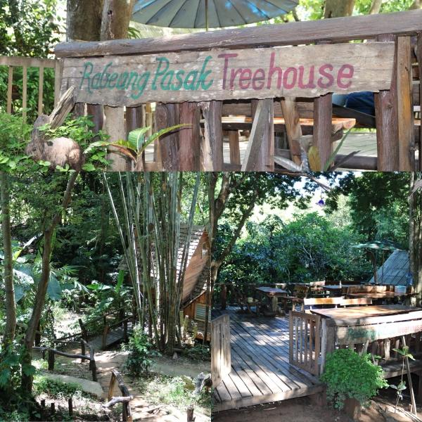 Rabeang Pasak Treehouses