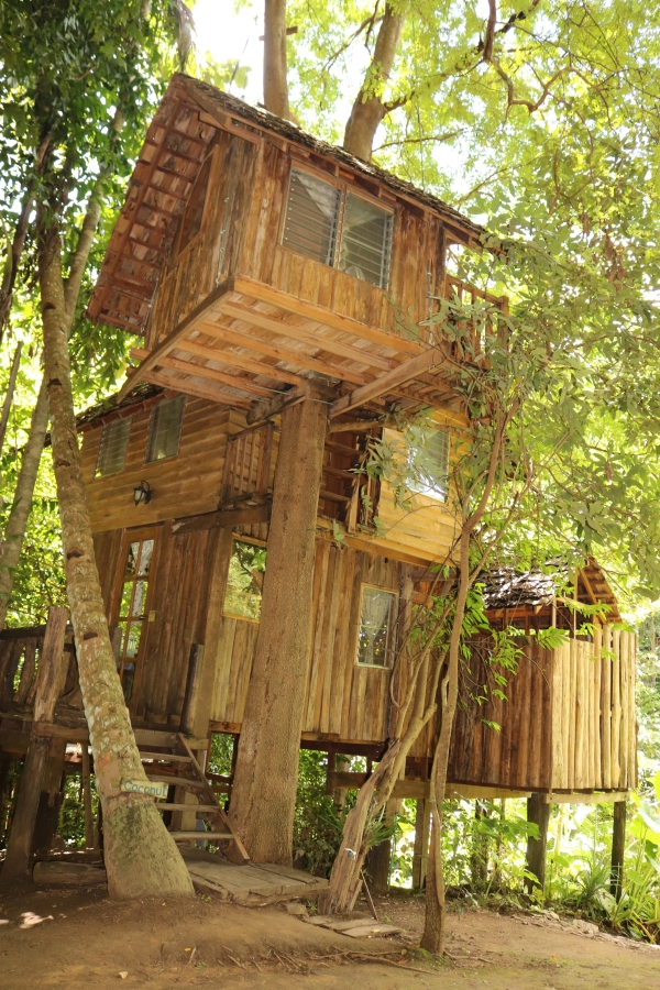 Rabeang Pasak Treehouses_Coconut House