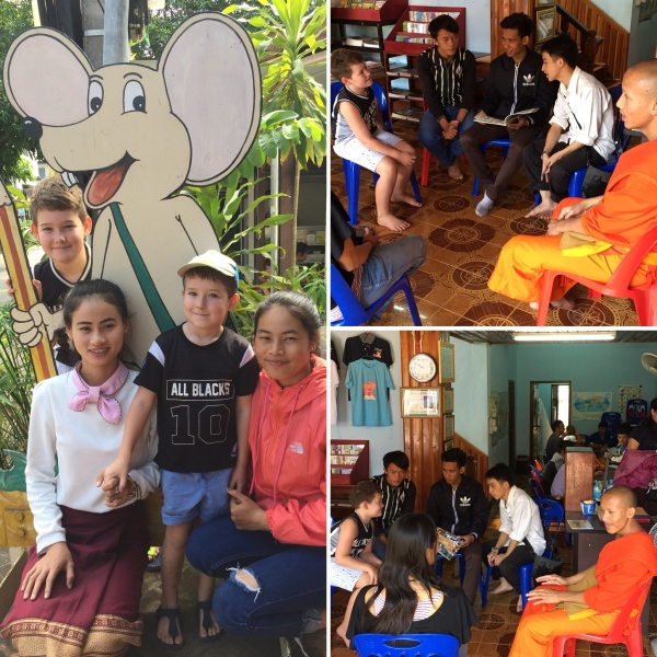 Big Brother Mouse_Luang Prabang_Laos