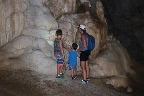 Exploring Caves - Hua Hin, Thailand
