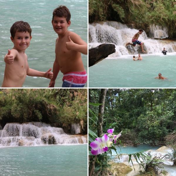 Kuang Si Waterfalls_2