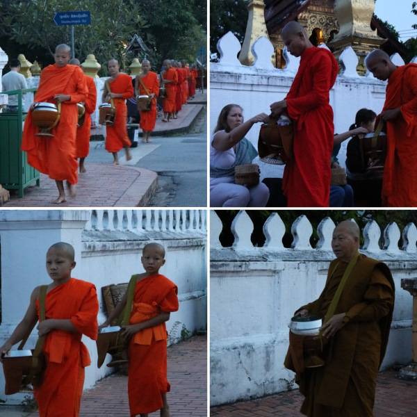 Morning Alms_Luang Prabang_Laos