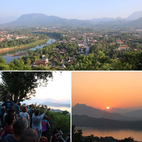 Mount Phousi_Luang Prabang_2