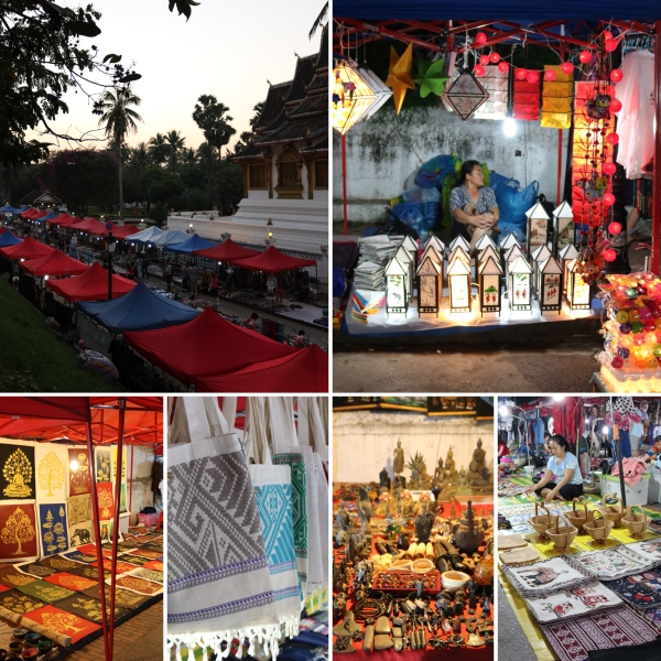 Night Markets_Luang Prabang