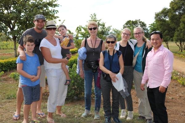 Plain of Jars_Phonsavan_Laos_Tour Group