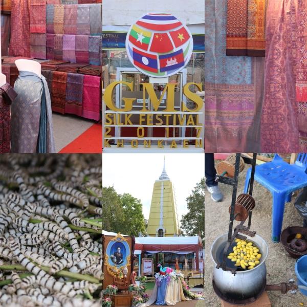 International Silk Festival 2017_Khon Kaen_Thailand_2
