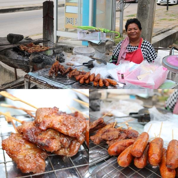 Local Food_Khon Kaen_Thailand