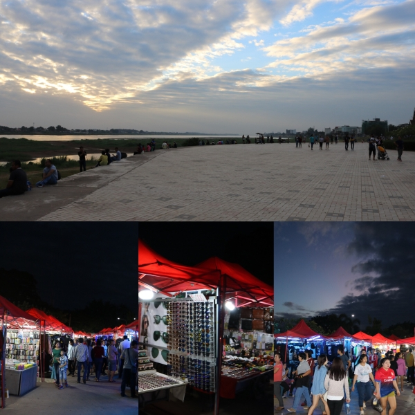 Night Markets_Vientiane_Laos