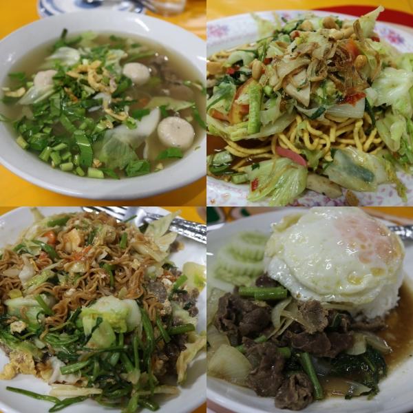 Restaurant Tam-mii Don Chan _Vientiane_Laos