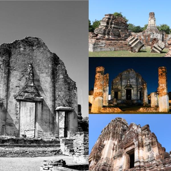 Wat Phrasri Rattana Mahathat_Lopburi_Thailand