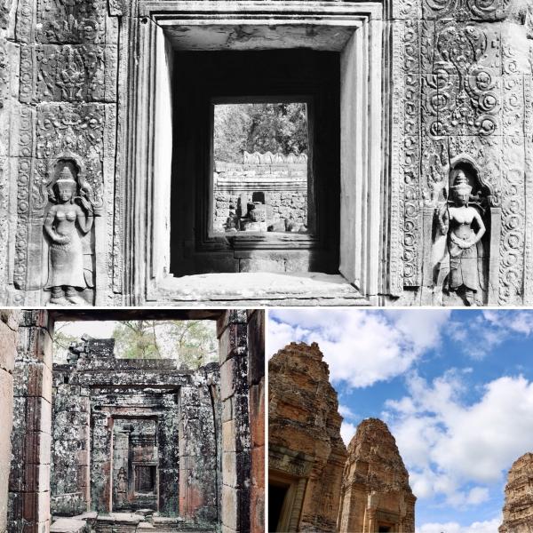 Angkor temple ruins_Siem Reap_Cambodia_2