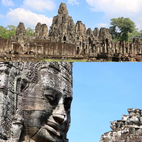 Bayon_Siem Reap_Cambodia