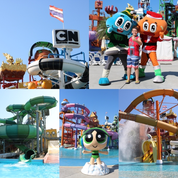 Cartoon Network Amazone_Pattaya_Thailand