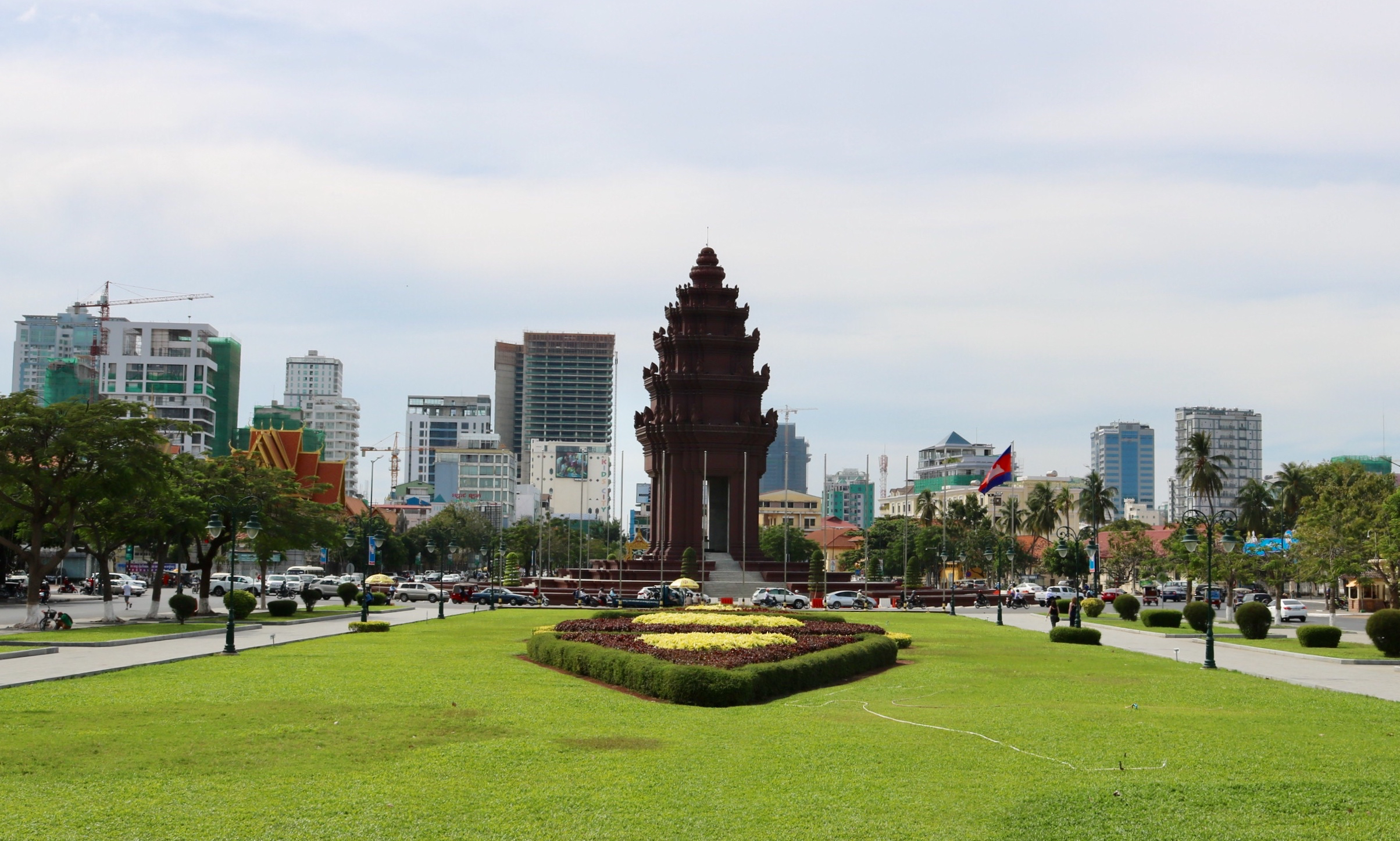 Phnom Penh – A Glimpse Into A Horrific Past