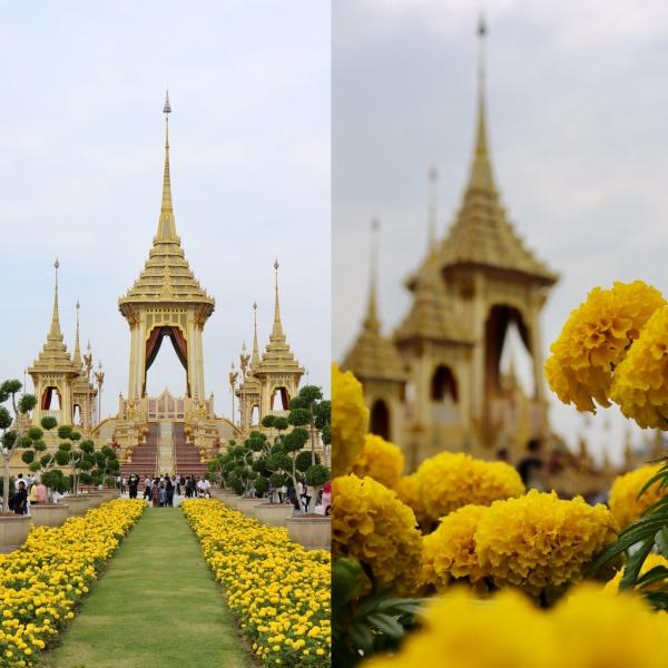 King Bhumibol Adulyadej Crematorium_Bangkok_Thailand_2017