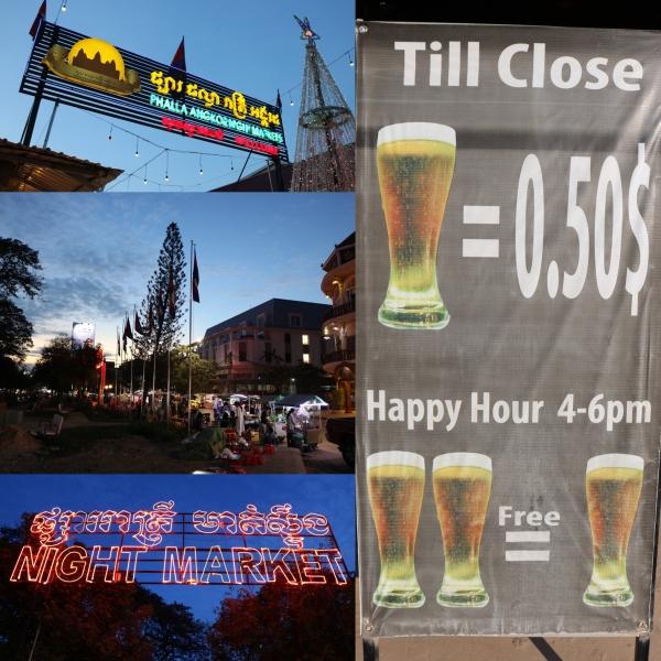 Night Markets_Siem Reap_Cambodia