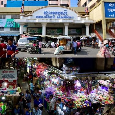 Orussey Market_Phnom Penh_Cambodia