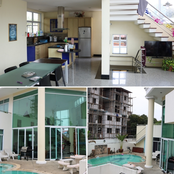 Penthouse Pool Villa_Pattaya_Thailand