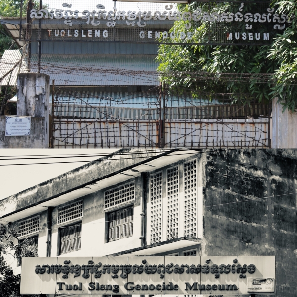 Tuol Sleng Genocide Museum_Phnom Penh_Cambodia
