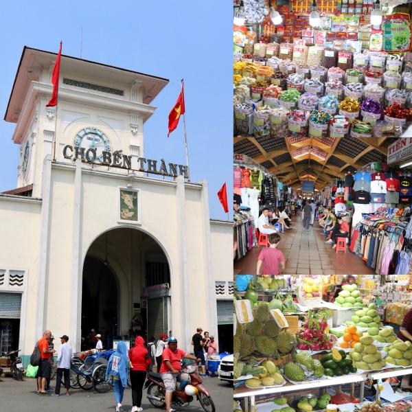 Bến Thành Market_HCMC_Vietnam