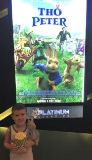 Braxton & PR at the PR Movie_Nha Trang_Vietnam