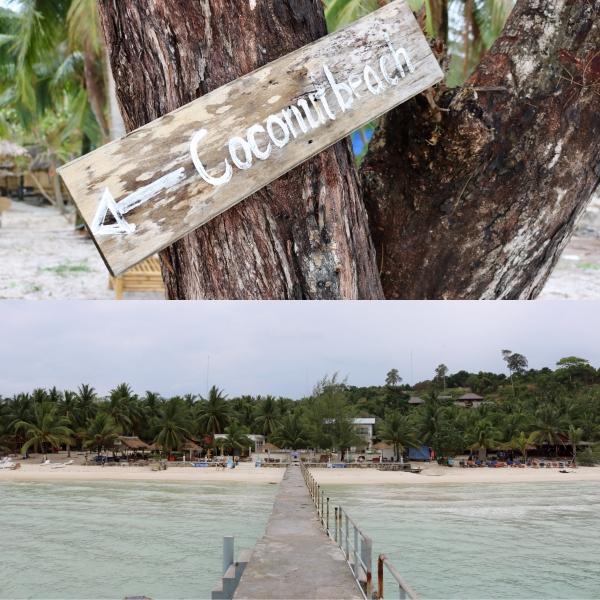 Coconut Beach_Koh Rong Island_Cambodia_1