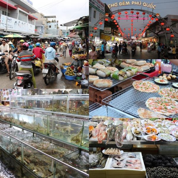 Markets_Phú Quốc Island_Vietnam