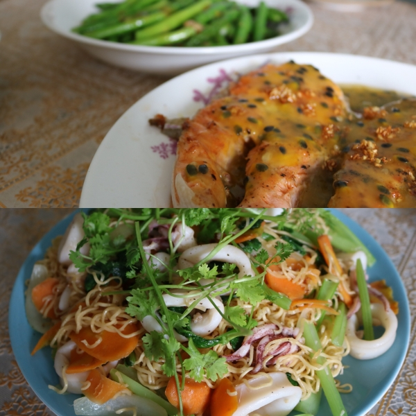 Ruby's amazing cooking_HCMC_Vietnam